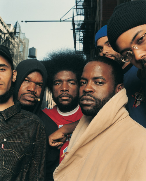 thefader:  THIS WEEK IS THE 20TH ANNIVERSARY OF THE ROOTS' DEBUT LP CELEBRATE WITH THEIR 2002 FADER COVER STORY