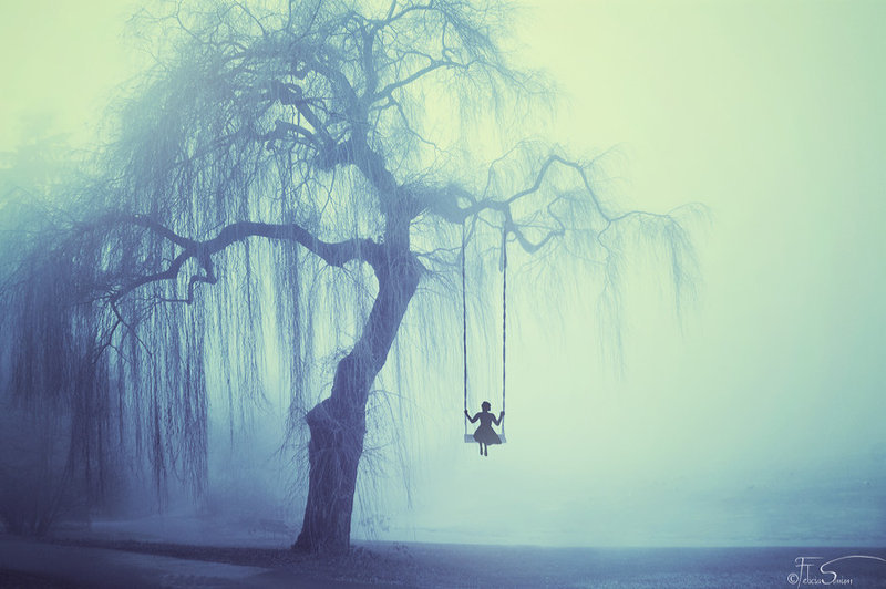 justlilfantasies:  The Weeping Willow by iNeedChemicalX