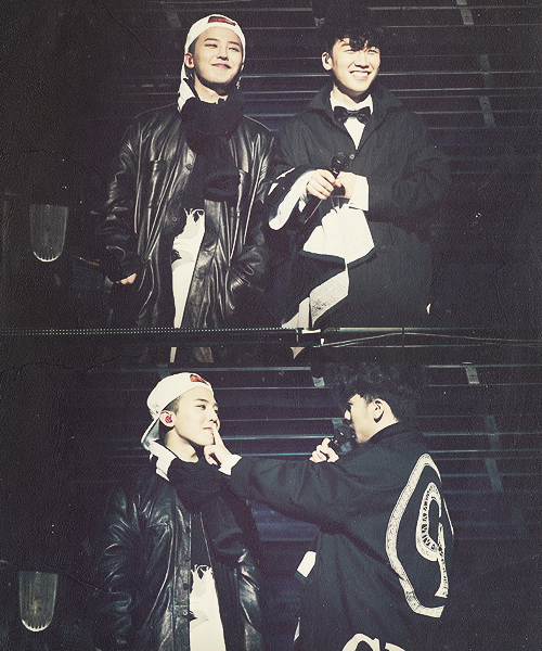 "Seungri: "" I Love You , G dragon!"""