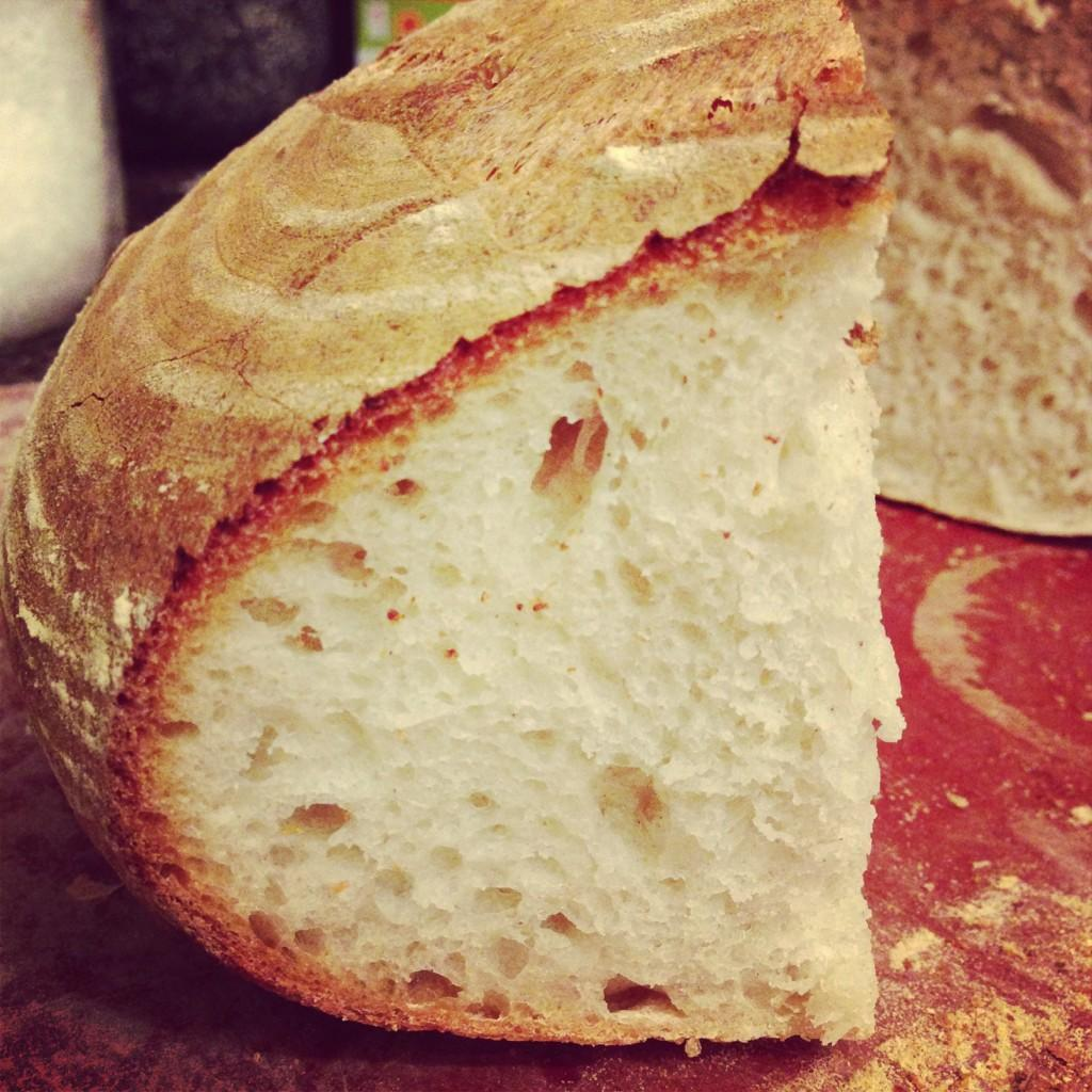 From Gastroposter Tanya Kelly:  To make my own bread… Always.