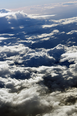 travelingcolors:  Clouds over Melbourne | Australia (by Kevin Tadge)