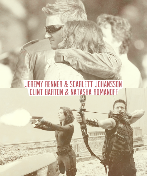"Vote for Scarlett/Jeremy in On-Screen Chemistry category in People's Choice Awards!1. You can vote for them in the PCAs website!2. You can also include ""Scarlett/Jeremy #chemistry #PeoplesChoice"" in your tweet! Each tweet counts as one vote! (For more information click here)3. You can also download an app called ""PCA"" on your ios or android mobile devices! Wow! There are so many methods to vote for them! You don't have any excuse not to vote for them then xoxo [VOTING CLOSES ON THURSDAY AT 11:59 PM EST! A few more days for us to throw in more votes!]"