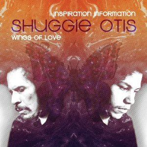 "Shuggie Otis - Wings of Love [Epic/Legacy; 2013] Shadows cast long palls. We are often obscured by a singular event, a specific place and time, that comes to define us. Dwarfed by expectation and history, the weight of that moment becomes so burdensome that action must be taken. Some rise to the occasion, step outside of the dark umbra, and own their mark; others shrink further into the void, never to be heard from again. The latter seemed the history of Johnny Otis Jr. Known as Shuggie to anyone frequenting a blues hall, the guitar virtuoso rode side-by-side with his equally prestigious father. Shuggie defined musical expressionism at a young age, the hero in a string of underage fairy tales of sneaking into clubs so he could accompany his father's band. As his reputation grew, so did his repertoire. As a member of Snatch And The Poontangs, Shuggie cemented his story by delving into the sexual revolution from its southern roadhouse traditions, bluesmen with no regard for morality plays, speaking to the truth of sex, love, and despair. Shortly after the detour into ""adult blues,"" Shuggie holed up in a studio to produce his first full-length, Here Comes Shuggie Otis. Lending much to the boogie blues and soul he played with his father's ensembles, the album is a blues tour de force lost in the shadow of Clapton solos and Muddy Waters revivalism at the end of the swinging 60s. Follow-up Freedom Flight was far more forward, integrating funk and jazz into Shuggie's bluesman wails. Its pop tendencies, including the iconic ""Strawberry Letter 23,"" proved a strong bridge between his past and his future. It would be nearly three years beforeInspiration Information came and went, and though its title track charted, the momentum and creativity generated by Shuggie's talents — too slow for the mechanism of the music business — began to fade. He became a myth, spoken of quietly. He refused an invite from The Rolling Stones, ignored offerings from Quincy Jones, and shrunk back into the shadow of his father's projects. As a resurrection project, Shuggie's work began resurfacing at the turn of the century. Inspiration Information unleashed a new psychedelic soul on a landscape that was just reawakening to the spirit of 69 after a decade of grunge and bubblegum. ""Strawberry Letter 23"" became the property of Shuggie and not of the Brothers Johnson. The music was seemingly timeless, unattached to the circumstances from which it was spawned. Wings of Love, under the cover of Shuggie's own shadow for nearly 30 years, suffers from lost time. Unlike the greatest movements of his previous albums,Wings of Love's diversity is its greatest fault, as 14 tracks visit musical fads long forgotten and ill conceived. The 25 years of back catalog spanned by this collection hits the disparate Shuggie influences, but its curation neglects to account for the same nuances and spirit of his work. The faults are immediate. ""Tryin' to Get Close to You"" is ripped from the mid-70s R&B playbook, a mélange of human soul and programmed beats that speaks more to a fad than an emerging trend. The title track is 80s FM pop, the production airy and the sentiment just as empty. ""Give Me a Chance"" finds Shuggie further appropriating the 80s formula into his work, toss-offs akin to the work of Peebles or The Jets rather than the experimental pop gems Shuggie crafted the previous decade. Where Shuggie once helped forward movements and break barriers, much of Wings of Love finds him directionless, clinging to established norms in an effort to rediscover his creative spark. But keep listening to Wings of Love and those glimpses of inspiration make themselves known in powerful bursts. ""Fireball of Love"" harkens back to Here Comes Shuggie Otis, unafraid of unfiltered blues riffs amid a sea of big-band melody and infectious beats. ""Black Belt Sheriff"" is a stripped-down, emotional tell-all with the same snap and electricity of Hendrix and Havens. ""Fawn"" and ""Destination You"" shimmer with the psychedelic funk of Inspiration Information, loud exclamations of uniqueness that were jammed in the back of the closet for far too long. Which is where Wings of Love proves most disappointing. Whatever reasons Shuggie Otis had for hiding from the public eye for so long, his music has suffered for it. What made Shuggie a compelling character in the midst of his 2000 revival was the romanticism of unconformity. Wings of Love is riddled with moments of doubt, and though those often produce thoughtful songs, for Shuggie, it was a time of self-doubt and rediscovery via flimsy capriciousness. His earlier albums had a disregard for what was fashionable, where much ofWings of Love is consumed by it. It's wonderful to have Shuggie emerge from his own shadow, reinvigorated by his newfound cult fame, but Wings of Love is still trapped in its cast."