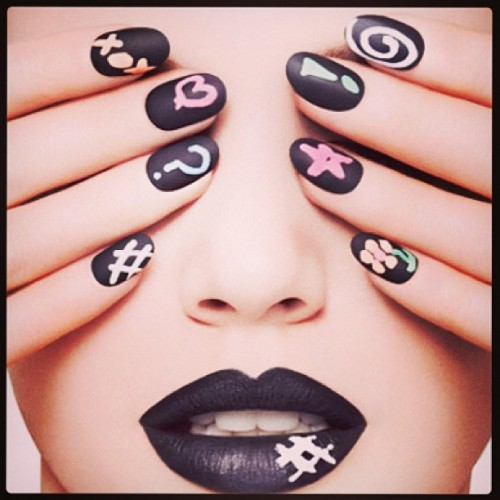 I'm yet to try the @ciate chalkboard nails. Have you tried them? If so, what do you think of them? #nails #nailart #nailswag #nailswatch #chalk #chalkboard #beauty #bbloggers #manicure #manicuremonday #manimonday #mani #model #art