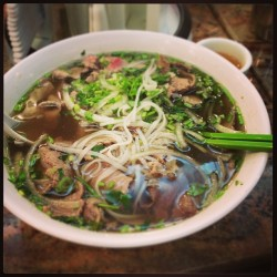at Pho Bang New York