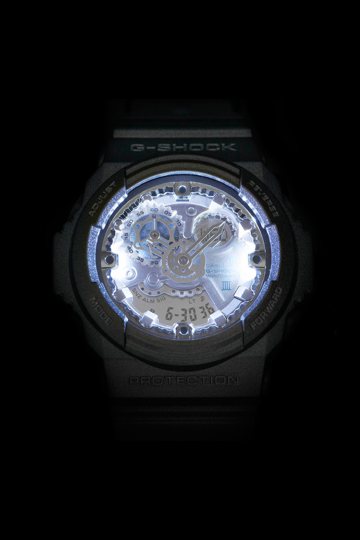 "openingceremony:  Just in: G-Shock by Maison Martin Margiela, ""LOVE"" edition watches. Now available at OCNY, OCLA and online! Shop here"