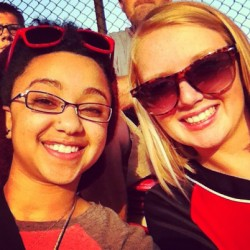 @the Cardinals Game vs. The Reds w/Emily  (at Busch Stadium)