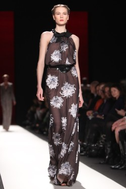 Carolina Herrera Fall 2013 - Image via WWD