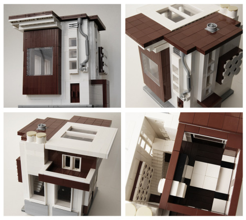 Mini Modern Residence 2 (by zaberca)