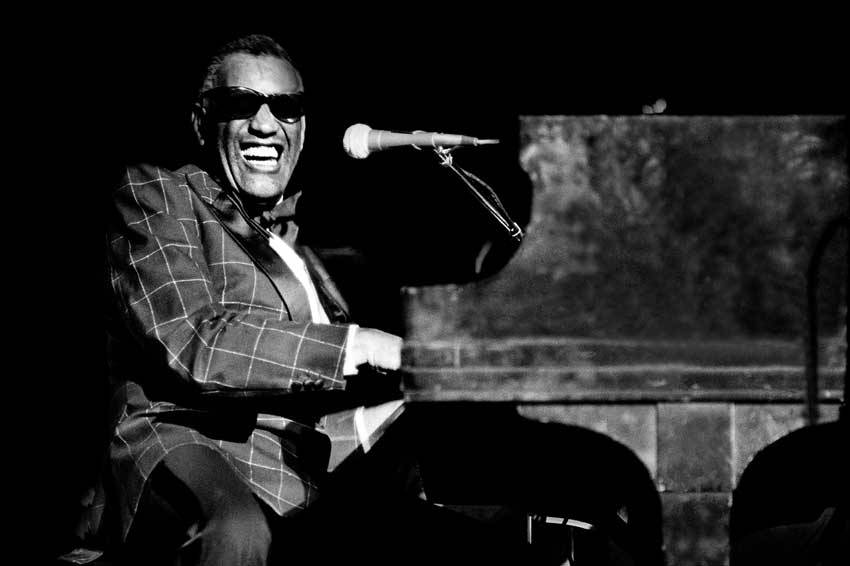 """Ray Charles mastered many styles of music. They called him """"The Genius""""."""