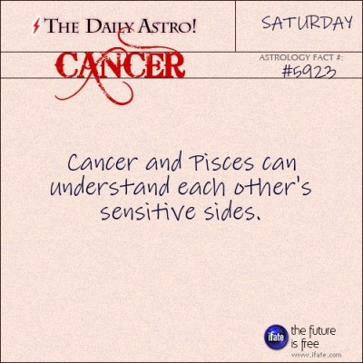 Cancer 5923: Visit The Daily Astro for more facts about Cancer.