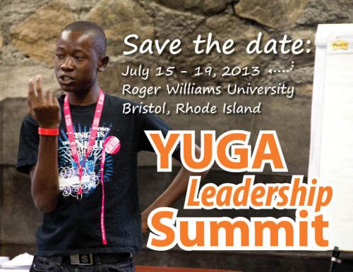 We invite YOU to change the world. Join us at the YUGA Leadership Summit. Apply today! www.planusa.org/summit
