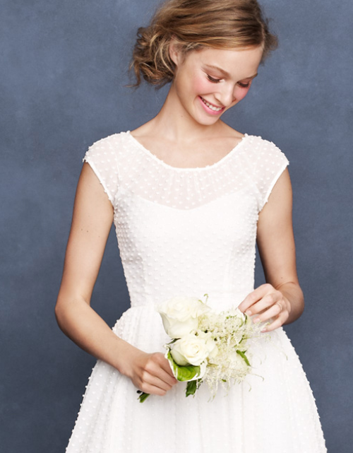 squidstina:  this is one of the j.crew wedding dresses and its my dream