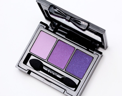 blushinglilac:  Shades so similar to my beloved Shiseido palette.