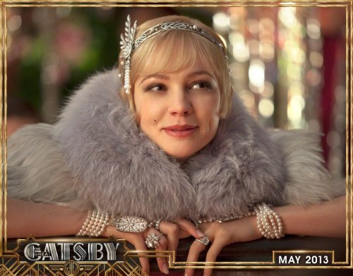 gatsbymovie:  Paralyzed with happiness.