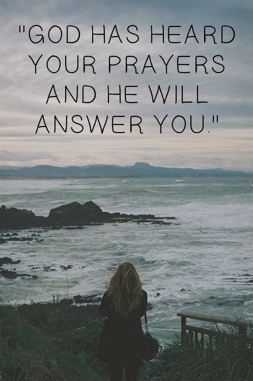 "spiritualinspiration:  "" I will answer them before they even call to Me…"" (Isaiah 65:24, NLT).  Have you ever thought about something you wanted or needed, and suddenly that need was supplied even before you had time to stop and pray? God knows your needs before you even speak them. He wants to provide for you and answer the very desires of your heart. Don't ever think God is too busy to answer you. Don't ever think your needs are too small or that you don't matter. The truth is that He cares about everything that concerns you, and He loves to hear you call upon His name! When you put Him first in everything you do, when you faithfully follow His commands, He'll pour out an extra portion of His goodness and favor upon you!  Remember, you are very special to God, and He hears you and answers you. It may not be in your timing or in the way you expected, but know that He always has your best interest at heart. He is working things out for your good, and He will always answer—sometimes before you even call!"