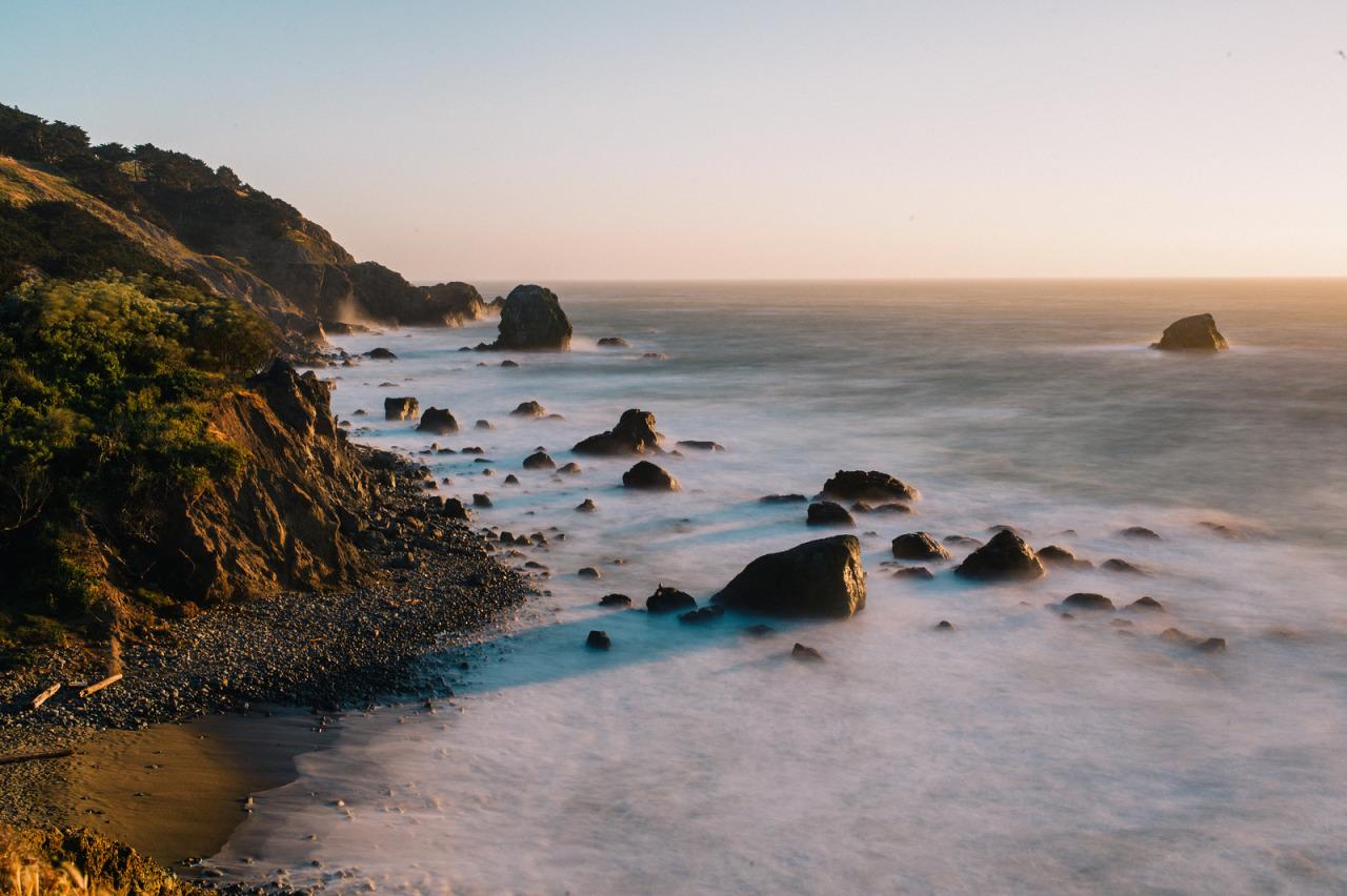 Lands End, San Francisco w/ Aaron Durand