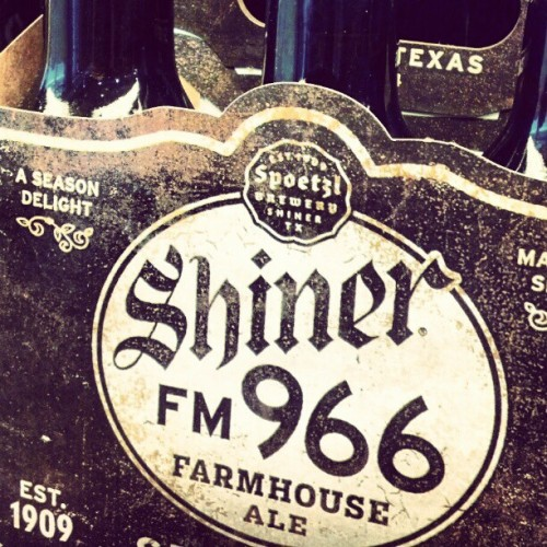 Can't wait to try this… Shiner <3