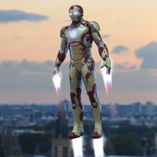 Buy your own Iron Man suit today! Own your very own real life, fully functioning Iron Man suit…