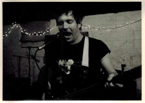 Ryan Woods of High Dive. Milhouse. Kalamazoo, MI. 12.11.12.