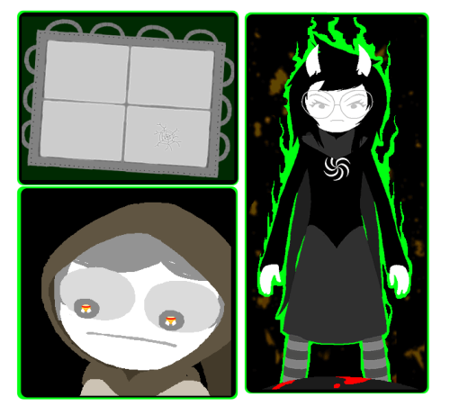 Sometimes I forget why Homestuck makes me so excited.THEN SHIT HAPPENS!