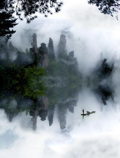 #wulingyuan_scenic_area, #zhangjiajie, #hunan, #china, #landscape, #travel, #asia, #tourism, #landschaft, #unesco_world_heritage_site, #chine