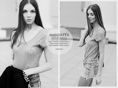 Maneater on Flickr.
