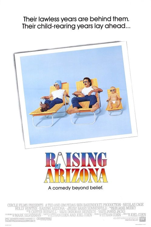 makingthekesselrun:  Now watching… Raising Arizona101/1031