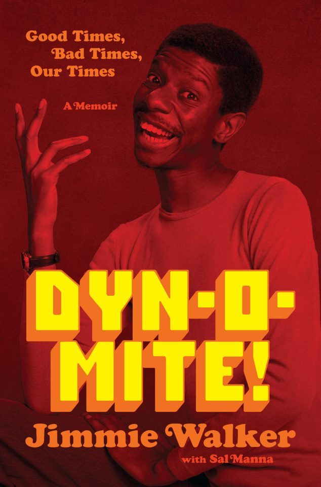 "usnatarchives:  Jimmie Walker got his start performing comedy in small clubs, and ultimately became a 1970s icon playing J.J. Evans on Good Times. Walker will be talking about his memoir at the National Archives on Friday, May 3, at noon. He was the first successful young black sitcom star, and his catchphrase—""Dyn-o-mite!""—remains an indicator of the era. In Dynomite!, Walker talks candidly about his rise and the tensions on the set of Good Times that contradict the show's image of a close-knit blue-collar family. A book signing will follow the program."