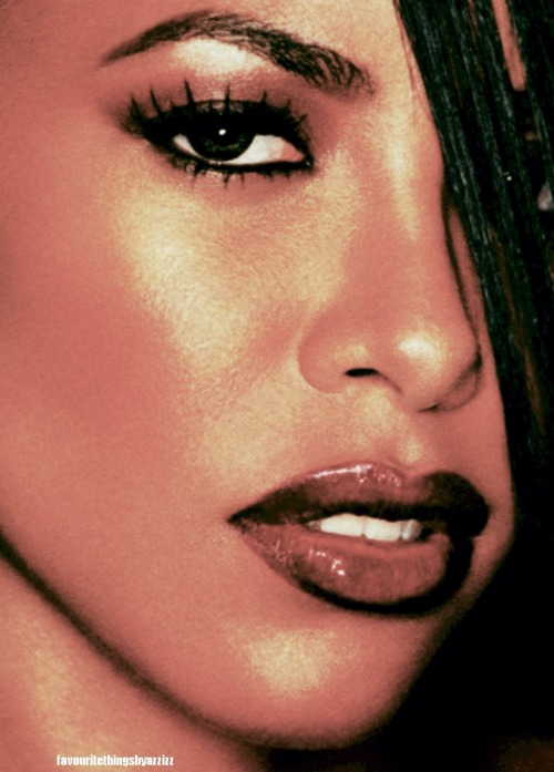 favouritethingsbyazzizz:  Aaliyah by David LaChapelle, 2001