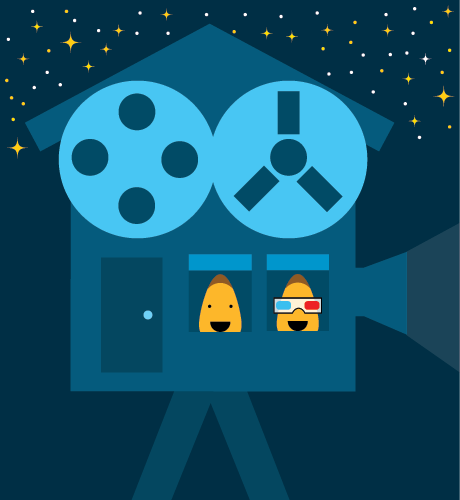 popsecretlabs:  Pop Over We made a fun little app that mashes together movie watching and your social network to make organizing movie nights super simple.