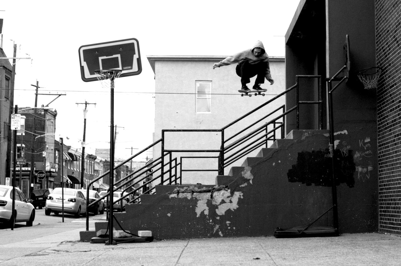 Joe Marchese  Over the Rail South Philadelphia 3/1/13