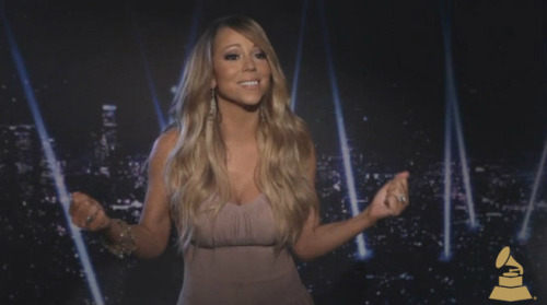 We spoke exclusively with five-time GRAMMY winner, Mariah Carey, at American Idol last week about her new single #Beautiful with fellow GRAMMY winner, Miguel. Watch what she had to say about their collaboration below!