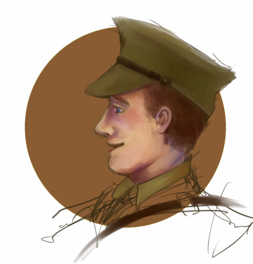 More Captain Nicholls WIP