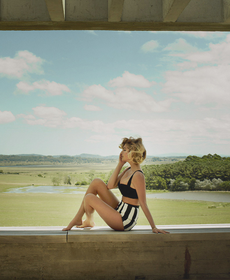 "vogueweekend:  ""The Kate Upton Effect"", Kate Upton photographed by Mario Testino in Vogue June 2013"