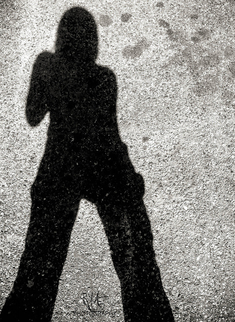 My Shadow… on Flickr.