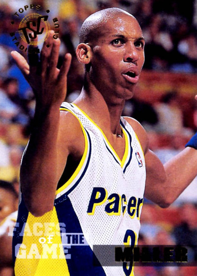 18 years ago today, Reggie Miller scored 8 point in 9 seconds to defeat the New York Knicks in Game 1 of the 1995 Eastern Conference Semifinals.