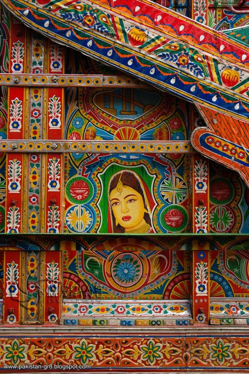 shabaash:  Pakistani truck art