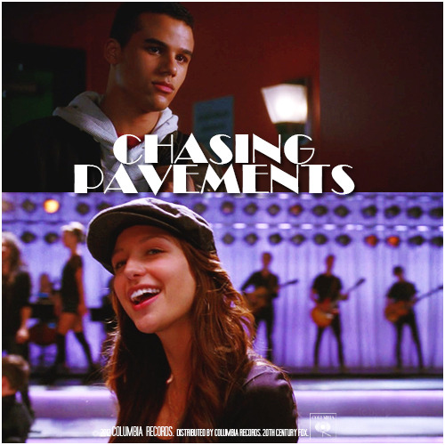 4x01 The New Rachel | Chasing Pavements Alternative Cover 'The Just Jarley Collection'