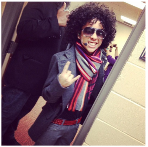 My second favorite picture of Princeton.