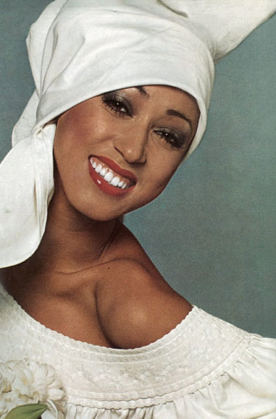 "After watching ""Versailles '73,"" I am convinced Pat Cleveland is my spiritual birth mother."