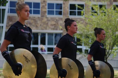 all the 2012 crossmen cymbal ladies.
