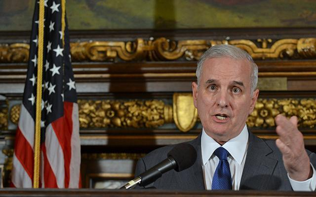 Gov. Dayton, DFL legislative leaders have tax deal for budget The package includes a fourth-tier income tax hike and a $1.60-per-pack cigarette tax increase, ends some corporate loopholes, and extends the sales tax to certain business services.