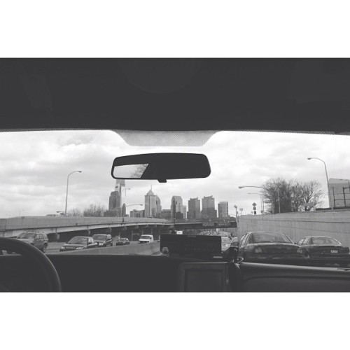 So many cab photos lately. #Philadelphia