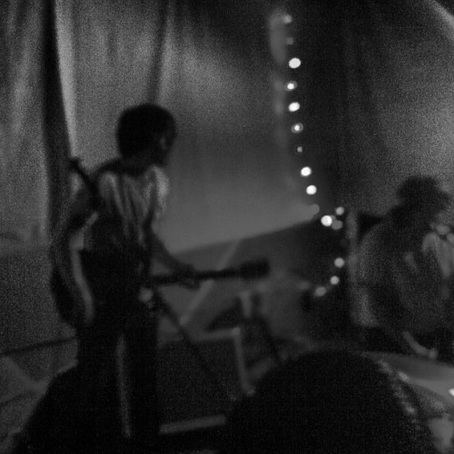 @sunangle at the black lodge.