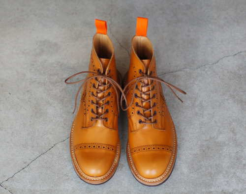 Junya Watanabe COMME des GARCONS MAN x Tricker's Super Boot click here for more pics