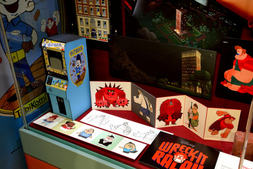 Wreck It Ralph by Jason Short 2008 on Flickr.