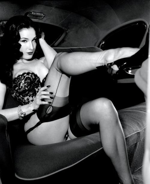 killerheelsandboots:  Dita  Yes.