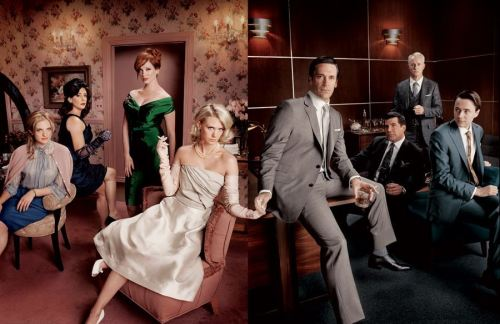 We're live tweeting our SOLD OUT Mad Men talk tonight at #92YMadMen. Tune in at 8:15 with Matthew Weiner, January Jones, Jessica Paré and Caryn James. Follow #92YMadMen!