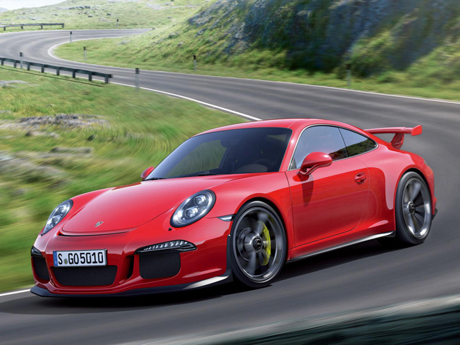 "2014 Porsche 911 GT3 Now without manual transmission. This makes me sad.  While it makes sense that getting a computer to shift gears is much faster and better for performance, the fact that the driver is another level of abstraction away from the machine really takes away some of the romance associated with driving, and the connection between driver and car. As the article sadly and hilariously points out though, this is about more money:  ""It's a business, and there are more rich people who want prestige and easy speed than there are true enthusiasts who care about the driving experience. …without a clutch pedal, it'll be easier sell the GT3 to really rich old guys who'll use it to sit in traffic."" - Jason Cammisa, Road & Track west coast editor"